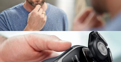 reseña de afeitadora serie 5000