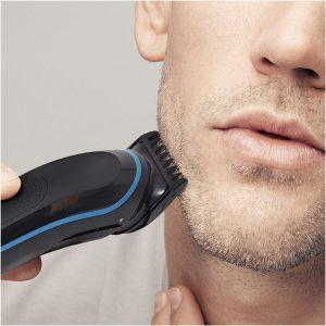 reseña de afeitadora braun serie 9