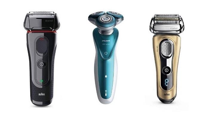 mejores maquinas de afeitar
